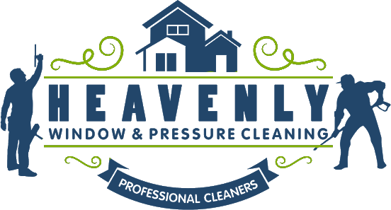 Logo Heavenly Window Cleaning and Pressure Cleaning Company