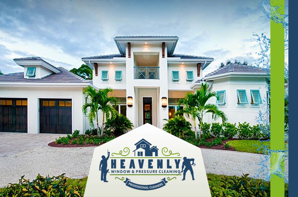 Heavenly window Cleaning and Pressure Cleaning Company
