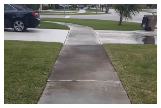 Boca Raton Walkway Pressure Cleaning